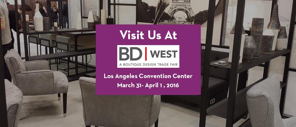 BD West a Boutique Design Trade Fair